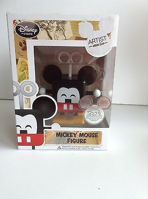 *NEW* Disney Artist Series Two Mickey Mouse Limited Edition POP Vinyl Figure