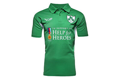paraVX-3 Help for Heroes Irlanda Camiseta Rugby Polo