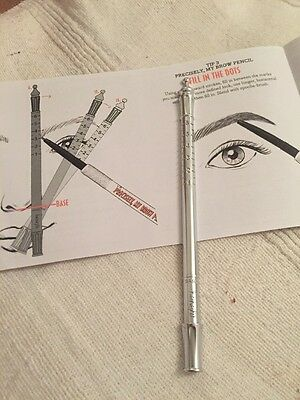 Benefit Brow Tool Easy Symmetrical Brows Brand New Free PP From Set