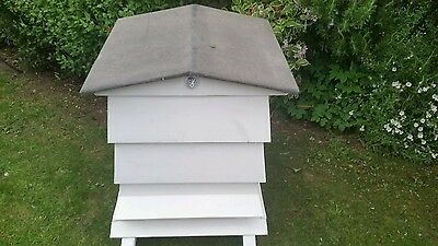 Bee hives English FULLY ASSEMBLED SECTIONED