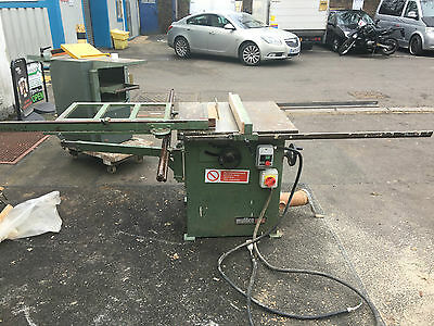 Multico NTA Table Saw 240v Includes VAT