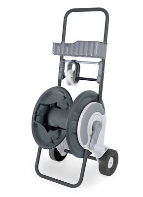 Comfort Hose cart from plastic mit Roll-up function