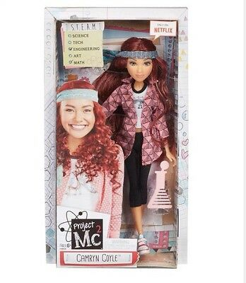 Project Mc2 Camryn Coyle Doll