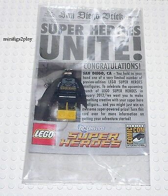 LEGO® Batman - San Diego Comic-Con 2011 Exclusive NEW