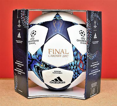 adidas UEFA Champions League Cardiff Finale 2017 Official Matchball, Size 5, UCL