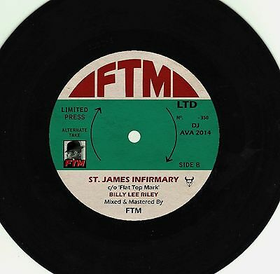 St James Infirmary - Billy Lee Riley - I Found A Way - Don Lee - Ftm Rockabilly