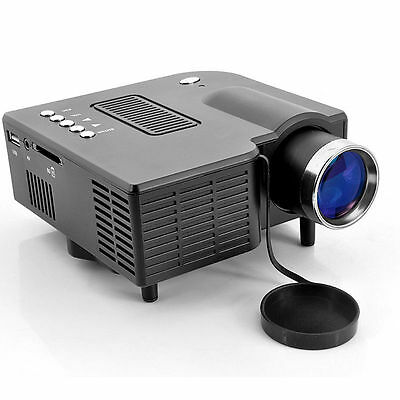 PortiMax - Portable LED Projector (30 ANSI Lumens, 320x240, 200:1)
