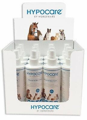 HYPOCARE Wound & Skin Care. Cleansing & soothing first aid skin spray. 250ml.