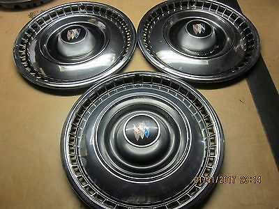 1967 BUICK LeSABRE & SPECIAL  WHEEL COVERS