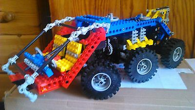 Lego Technic Vintage Set (from Book 8889-1) COMPLETE