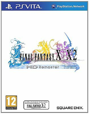 Final Fantasy X/X-2 HD _ JEU EN FRANCAIS_VER EU _PS VITA  _NEUF SCELLE OFFICIEL