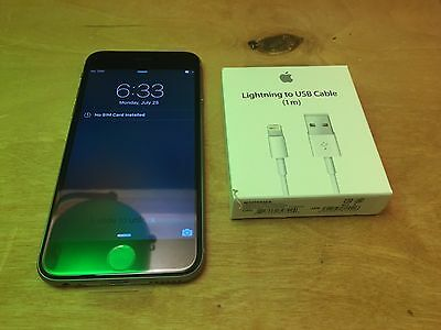 Apple iPhone 6S (Latest Model) - 64GB - Space Gray (Factory Unlocked) Smartphone