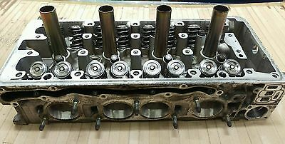 s2000 cylinder head, ported, new valves, new double valve springs new stem seal