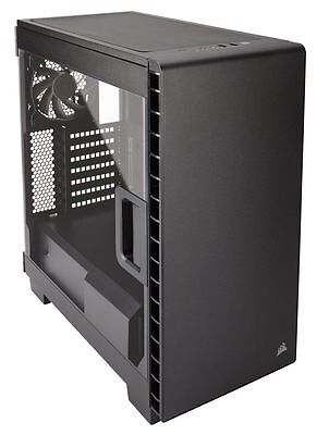 Corsair Carbide Series 400C Mid Tower ATX Gaming Computer PC Case