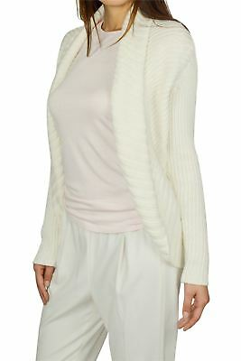 0468c90a1993b Ted Baker London Women s Circular Knit Cardigan Open Front Cream Size2  Msrp248
