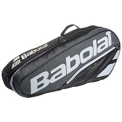 Babolat Pure Grey 3 pack
