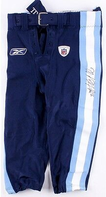 Marcus Mariota Tennessee Titans Signed Game Pants