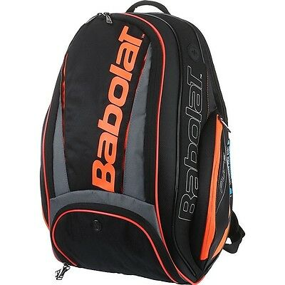 Babolat Pure Black/Red backpack
