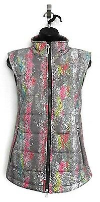 DAILY SPORTS Women's Golf Lordie Wind/Water Repellent Vest (Multi) - Large