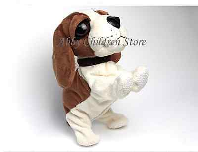 Sound/Touch Control Electronic Dogs Interactive Electronic Pets Robot Dog