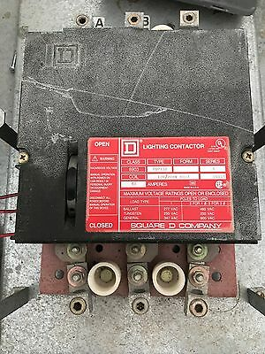 Square D Pbp118 Lighting Contactor Used