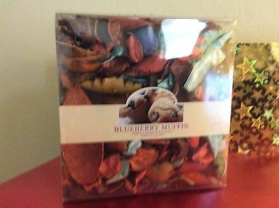 Colony Pot Pourri - Blueberry Muffin Highly Scented  2 Pack