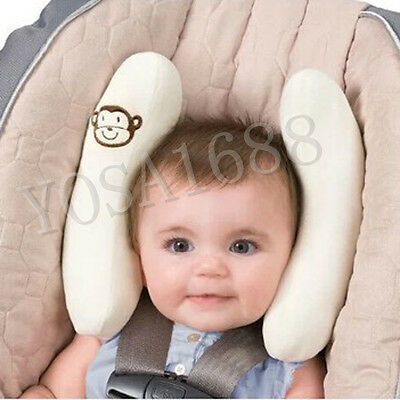 Head Neck Rest Pillow for Car / Baby Buggy, headrest neck Seat Covers