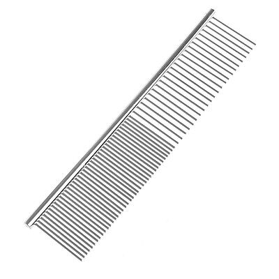 Durable Trimmer Grooming Steel Brush Comb Hair Shedding Flea For Pet Cat Dog
