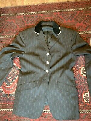 New Dark grey  Competition Show  Jacket chest 34