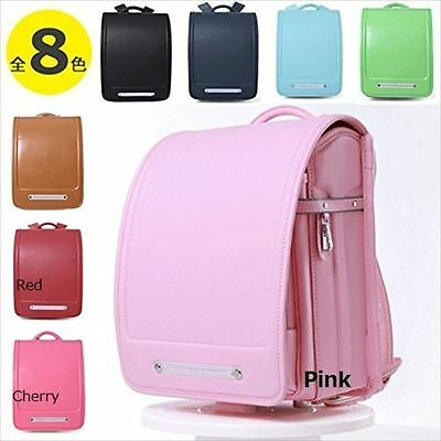 With Gift NEW Randoseru A4OK 8Color Japanese style school Backpack From Japan