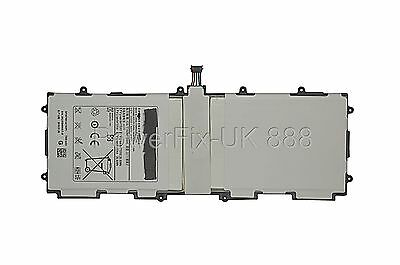Replacement battery for Samsung Galaxy tablet P5100 P7500 N8000 WHITE