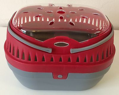 Rosewood Pod Carrier l Large l Red/Grey