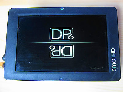 """SmallHD 5.6"""" Display DP6 - On.Camera Field Monitor - Incl Canon Battery Plate"""