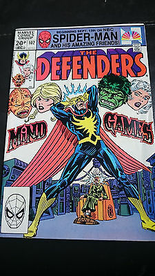 Marvel Comics The Defenders #102 Dec 1981 VF/NM first print