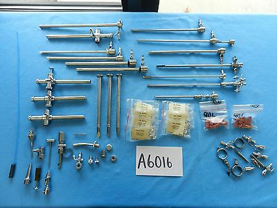 R. Wolf Karl Storz Olympus Surgical Trocars Sheaths Obturators & Valves