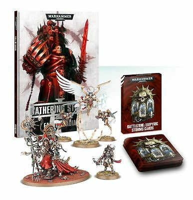 Warhammer 40.000 Gathering Storm Collection, Nuevo