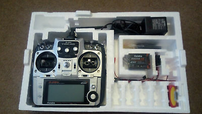 Futaba 10Cg Cag 2.4Ghz 10 Channel Radio And 14Ch Rx New In Box