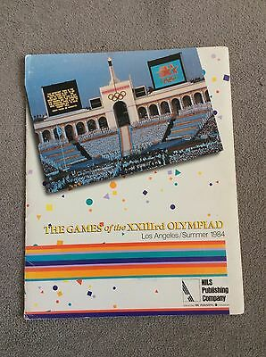 1984 LOS ANGELES OLYMPICS - Rare Photo Print Set - Wonderful for a Collector