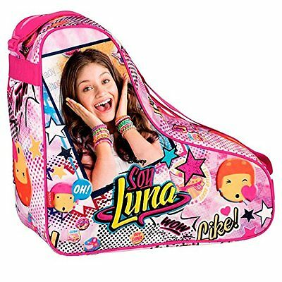 "SOY LUNA Bolsa de deporte para patines ""SURPRISE"" / Roller Skate Carry Bag"