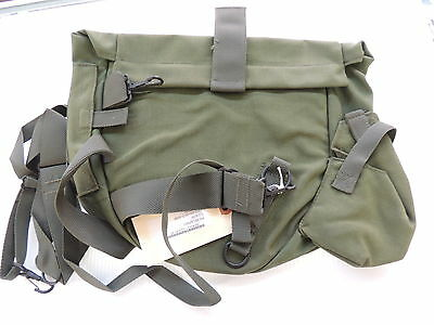 US Military Army Messenger Bag Gas Mask Carrier Satchel Utility Pouch