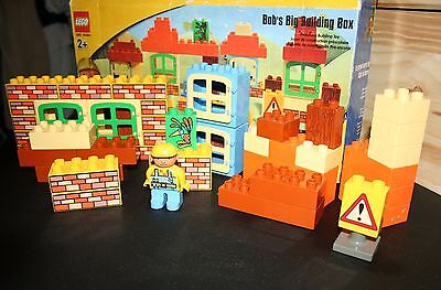Bob the Builder Lego Duplo Bob's Big Building Box