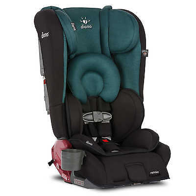 Diono Rainier Convertible and Booster Car Seat in Black Forest, Model 16016