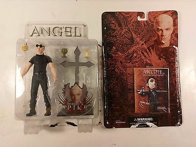 Angel Tv Show S.5 Spike Action Figure Diamond Select Buffy The Vampire Slayer