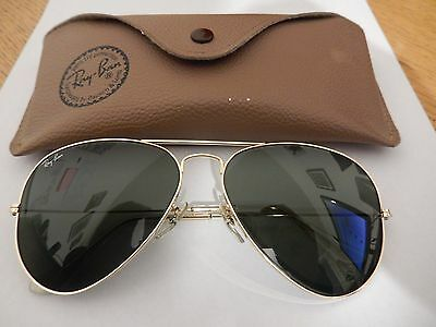 Bausch and Lomb Ray Ban Sunglasses (small)