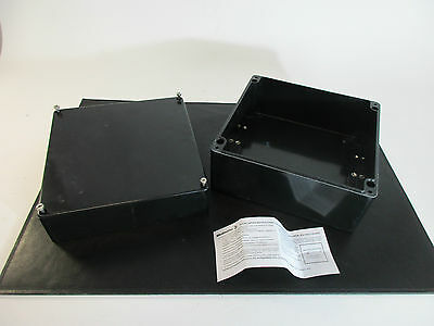 8 108 Weidmüller KLIPPON POK 11 Ex Polyester enclosures Universal Industry