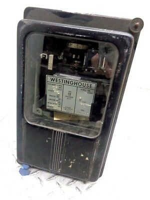 Westinghouse 1341766-A Overcurrent Relay