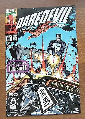 Daredevil 1991 #292, The Man without Fear, NM 9.2 to 9.6, Marvel, Stan Lee.