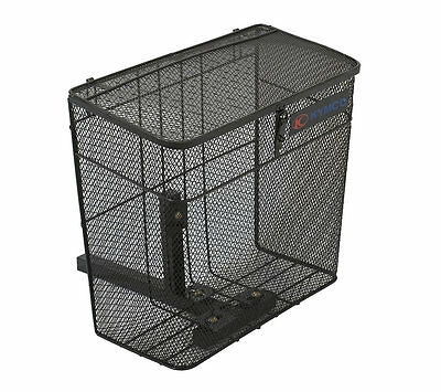 Lockable Rear Basket For Mobility Scooter