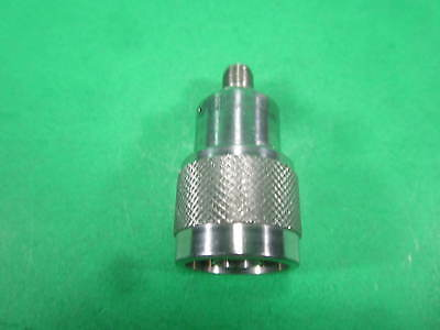 Midwest Microwave Type N Male to SMA Female Adapter - ADT-2581-NM-SMF-02 - Used
