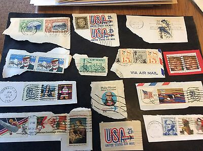 USA stamps on cover 3